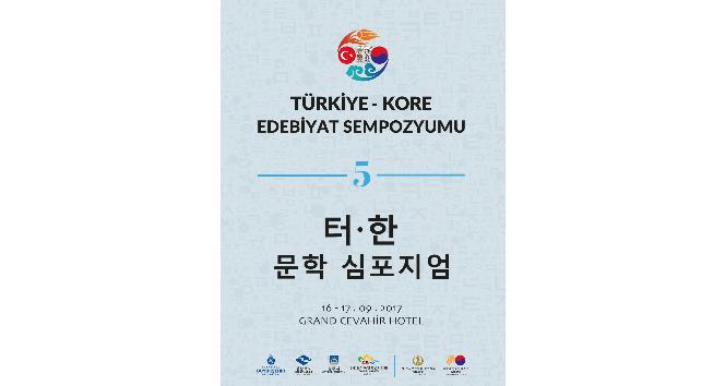 Türk ve Kore Edebiyatında geleneksel kültür unsurları İstanbul'da konuşulacak