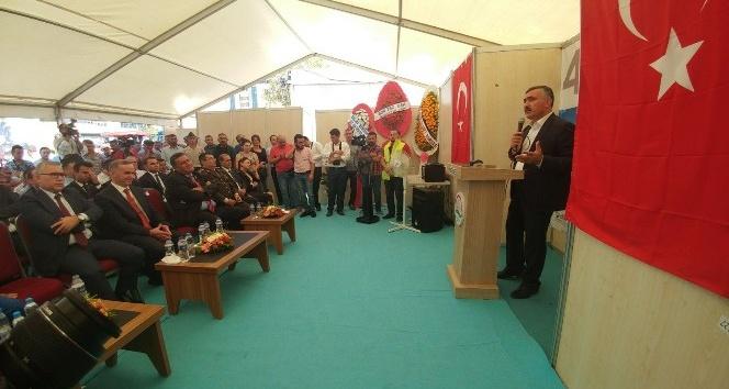 Niğde 4. Tarım Fuarına 40 ilden 250 firma katıldı