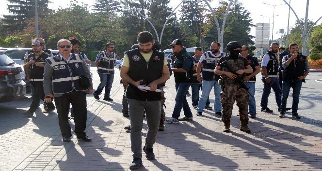 Bolu'da Özel Harekatlı narkotik uygulaması