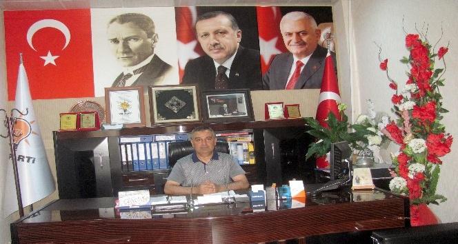 Araban'da güven tazeleyen Kamil Murat Kasney, mazbatasını aldı