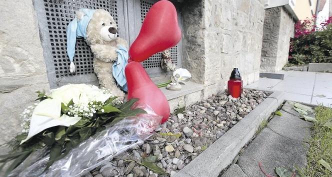 Almanyada, anne ve çocuğunu öldüren katil yakalandı
