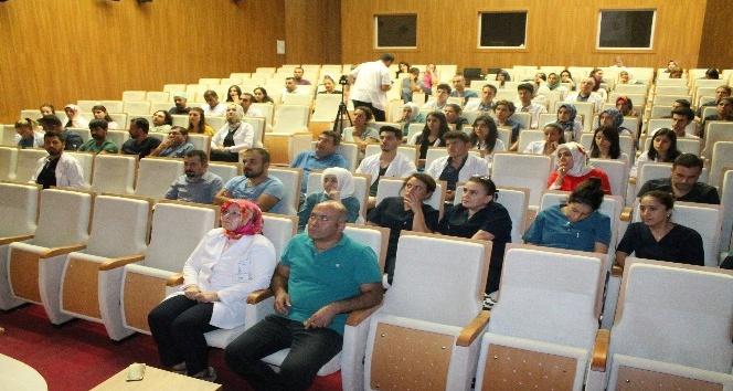 Sağlık çalışanlarına 13 Eylül Dünya Sepsis Günü eğitimi verildi