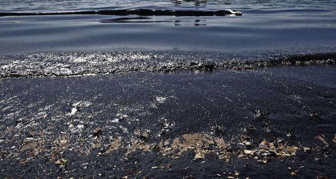 Yunanistan sahillerinde doğa felaketi