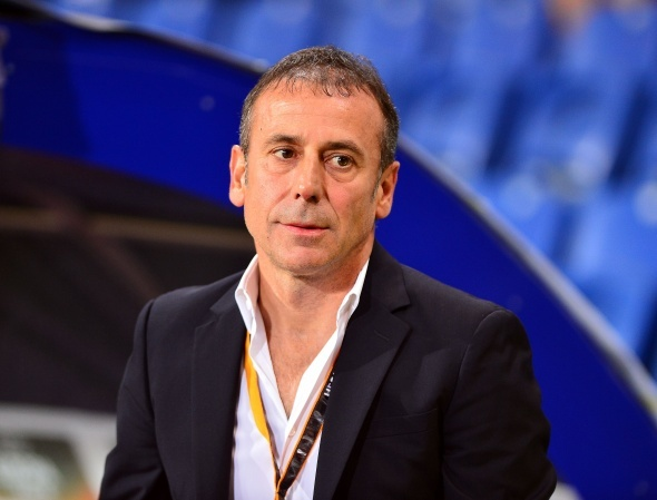 Başakşehir- Ludogoret maçından özel kareler