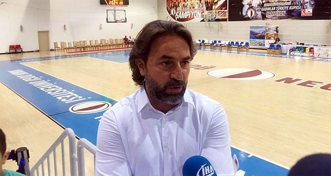 Uluslararası Dr. Suat Günsel Basketbol Kupası başladı