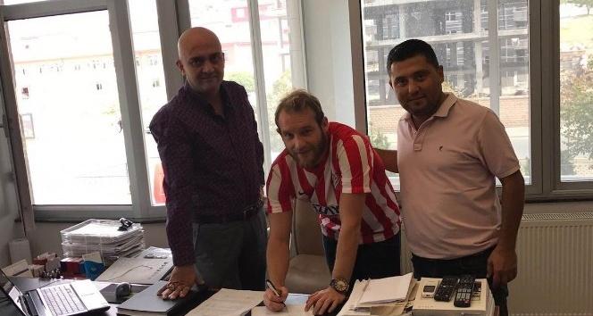 Nevşehirspor Cizrespor'dan Aykut Eren'i transfer etti