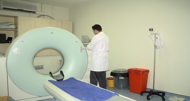 Özel Kastamonu Anadolu Hastaneleri'nden Radyoloji atağı