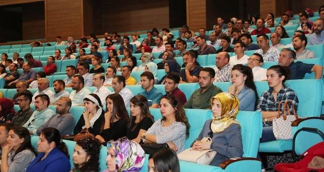 Yozgat'ta öğretmenlere verilen seminer tamamlandı