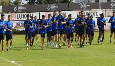 Trabzonspor, rejenerasyon ve taktik çalışması yaptı