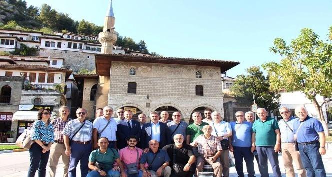 Amasya ile Berat kardeş şehir oldu