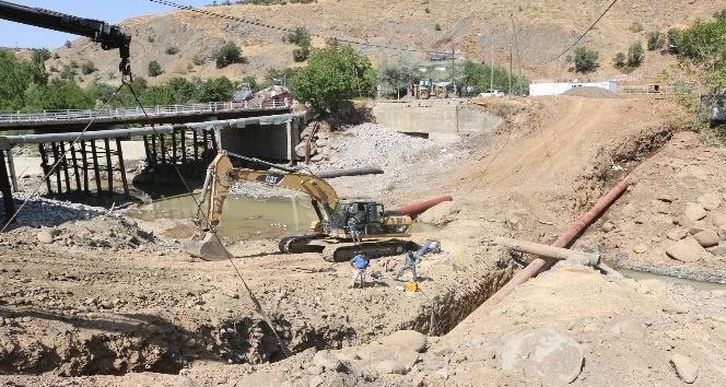 Bingöl'de bir günlük su kesintisi yapılacak