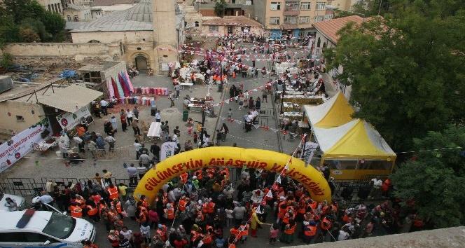 Kilis Katmeri Festivali'nde dünya rekoru kırıldı