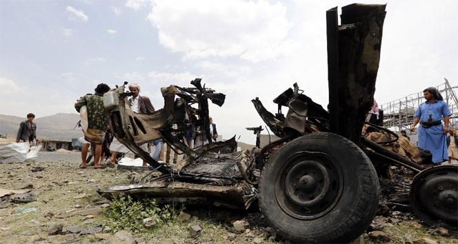 Husi militanları sivilleri hedef aldı: 3 ölü, 8 yaralı