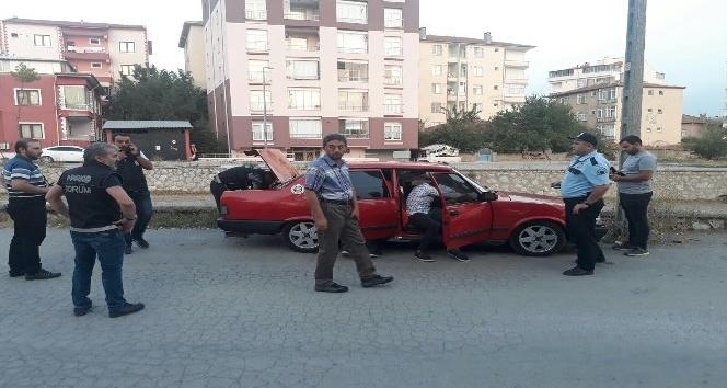 Narkotim Sungurlu'da sokağa indi