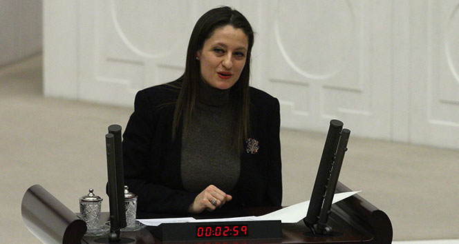 CHPli Şafak Pavey milletvekilliğinden istifa etti
