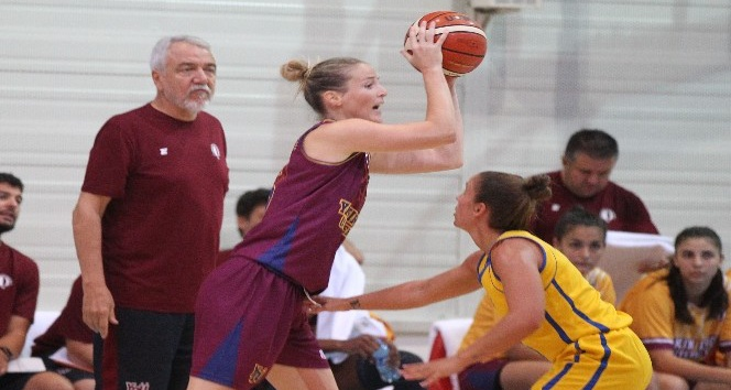 Uluslararası Dr. Suat Günsel Basketbol Turnuvası