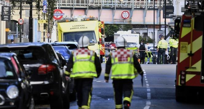 Londradaki metro saldırısını DEAŞ üstlendi
