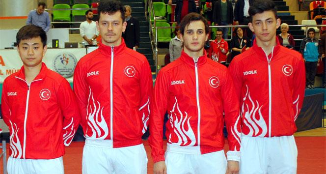 Masa tenisinde Türkiye finalde