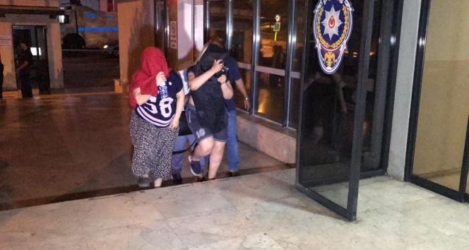 Bursada fuhuş operasyonunda: 24 kişi gözaltı