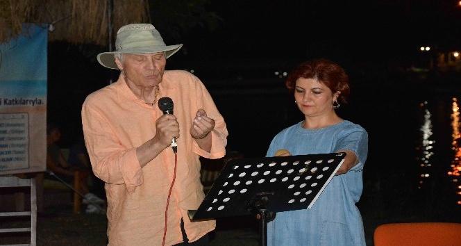 Uluslararası Akdeniz Şiir Festivali yabancı şairleri sanatseverlerle buluşturdu
