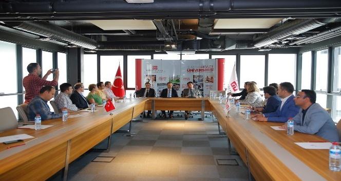 AGÜ ile Kayseri Ulaşım A.Ş arasında  iş birliği