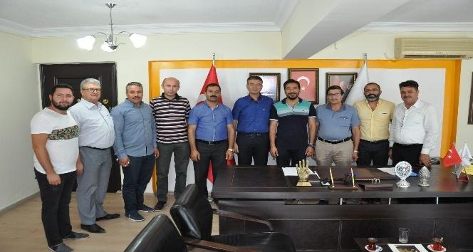 Didim Ticaret Odası'ndan AK Parti'ye ziyaret
