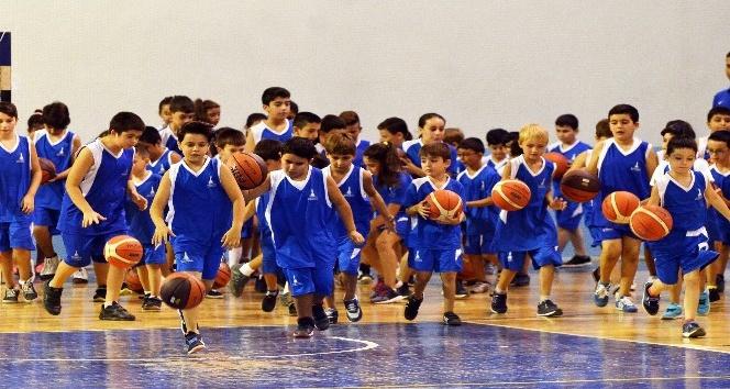 18 bin çocuk sporla tanıştı