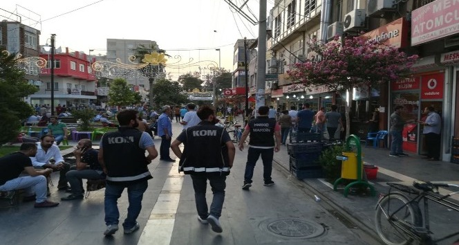 Mardin'de narko ilçe uygulaması