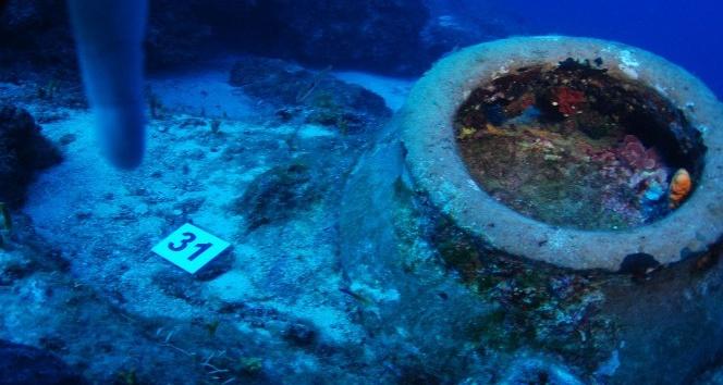 Su altı kültür mirasına üç boyutlu bakış