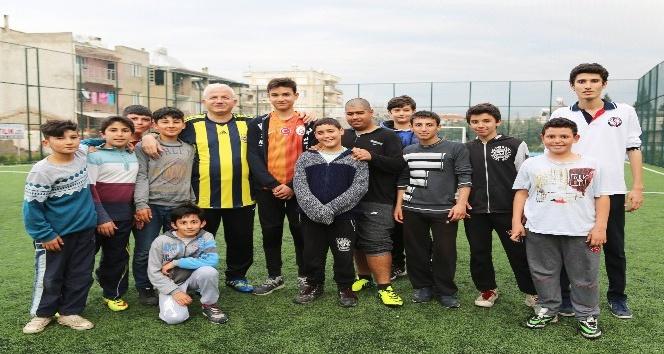 Torbalı'da amaç; 40 bin öğrenciyi spora yönlendirmek