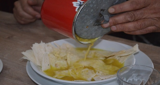 Iğdır'ın yöresel lezzeti 'bozbaş'