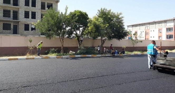 İpekyolu okulları eğitim öğretime hazırlanıyor