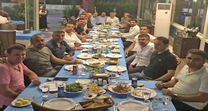 ATO Başkan Adayı Şahbaz'a destek