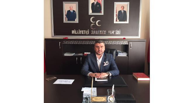 MHP İl Başkanı'ndan 400 istifaya yalanlama