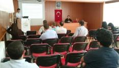 TGK Etiketleme ve Tüketicileri Bilgilendirme Toplantısı yapıldı