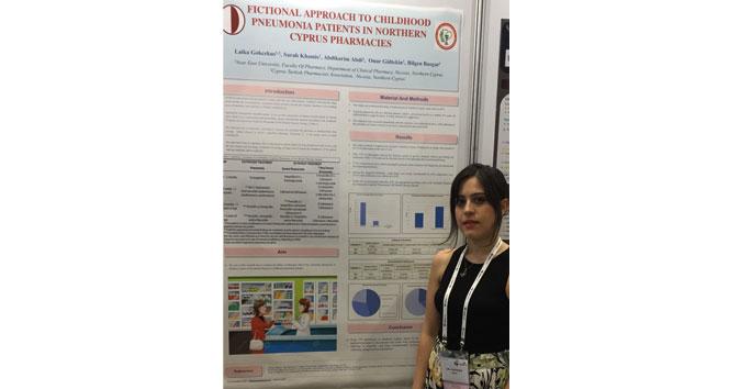 YDÜ Eczacılık Fakültesi, uluslararası platformda başarıyla temsil edildi