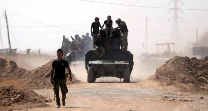 Irak ordusu DEAŞın elindeki Anbar için operasyon başlattı