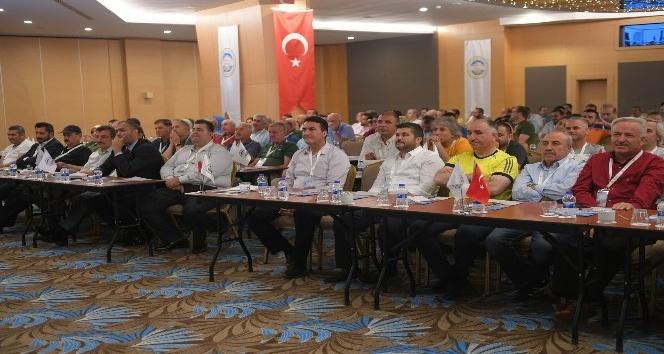 Bursa belediyelerine eğitim semineri