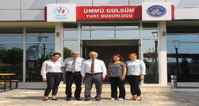Gaziantep'te 6 bin 844 öğrenci yurt için Kredi Yurtlar Kurumuna başvurdu