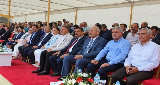 Bakan Tüfenkci'nin de katıldığı 9. Uluslararası Kervansaray buluşması başladı
