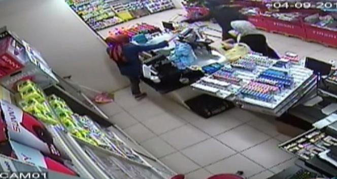 Kartal'da market faresi 4'üncü soygununda yakalandı