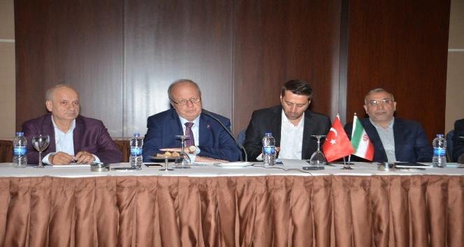 İran'dan Ankaralı sanayicilere serbest bölgede yatırım teklifi