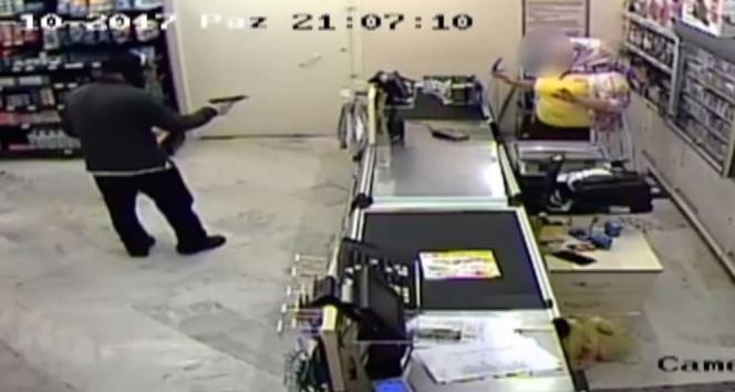 Kartalda market faresi 4üncü soygununda yakalandı