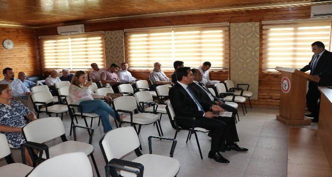 Nevşehir Eczacı Odası olağan genel kurul toplantısı yapıldı