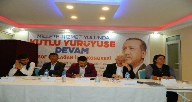 AK Parti Posof ilçe kongresi yapıldı