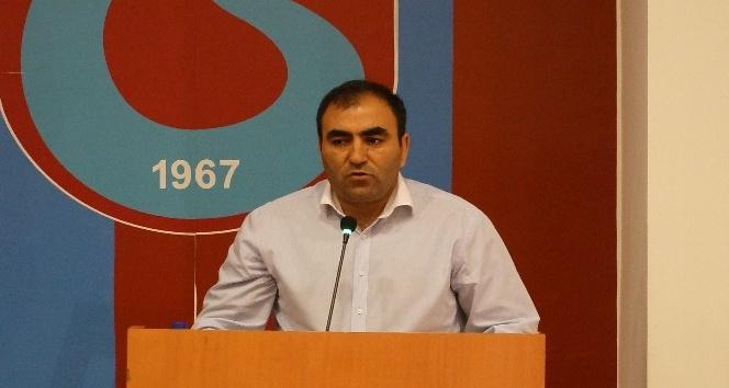 Trabzonspor Basketbol'da Hopikoğlu yeniden başkan