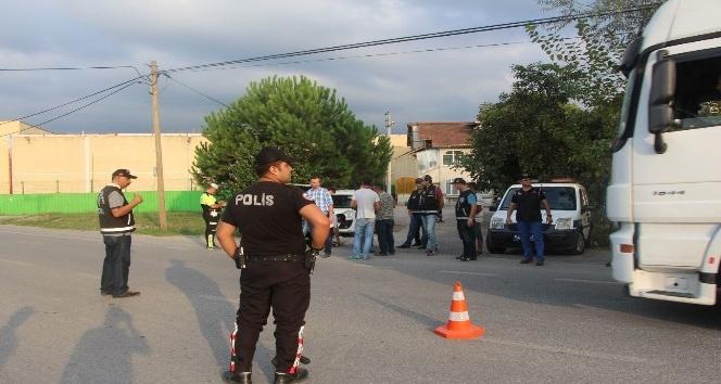 Akyazı ilçesinde uyuşturucu operasyonu düzenlendi