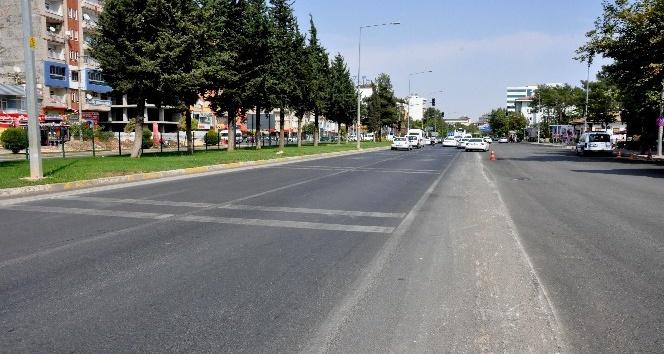 Atatürk Bulvarındaki düzenleme trafiği rahatlattı