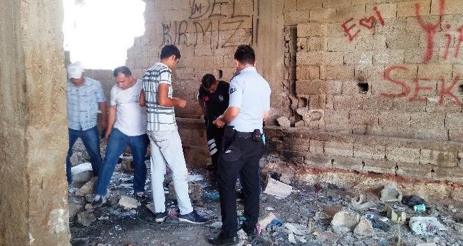 Gaziantep polisinden uyuşturucu madde kullanılan yerlere operasyon