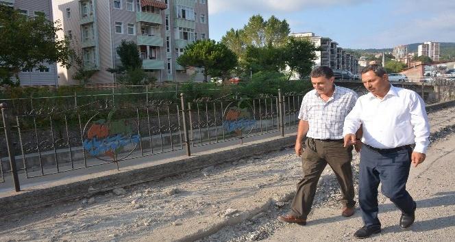 Kdz. Ereğli'de cadde, sokak ve parklar yeniden düzenleniyor
